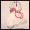 Ghostie   Pops  : Making Ghosts with Arts and Crafts Activities