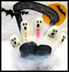 Graveyard   Ghouls  : Spooky Ghosts Crafts Projects for Children