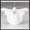 Bouncing   Ghost  : Halloween Ghost Crafts Ideas for Kids