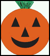 CD   Rom Pumpkin   : Halloween Jack o' Lantern Crafts Ideas for Children