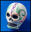 Sugar   Skulls   : Halloween Skeleton Crafts for Children
