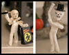 Spooky   Poseable Skeleton   : Halloween Skeleton Crafts for Children