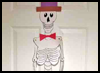 Paper   Skeletons  : Make Spooky Skeletons for Halloween