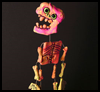 Dancing   Skeleton  : Skeleton Crafts for Kids