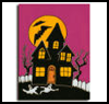 Horrifying   Haunted Houses   : Instructions for Making a Spooky Haunted House
