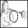 Blow    Your Own Shofar