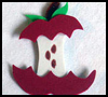 Apple    Core Magnet