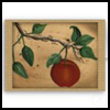 Apple    Print Rosh Hashanah Card
