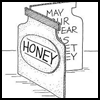 Honey    Cards