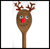 Wooden    Spoon Rudolph