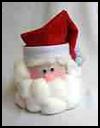 Tin Can Santa