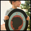 Sweet   Silhouettes   : Silhouettes Crafts Projects for Children