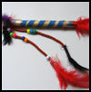 "Native   American Talking Stick <span class=""western"" style="" line-height: 100%""> : American Indians Arts and Crafts Projects for Children</span>"