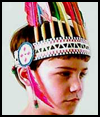 "Indian     Chief Headdress <span class=""western"" style="" line-height: 100%""> <span class=""western"" style="" line-height: 100%""> : American Indians Crafts Activities for Children</span></span>"