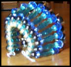 Indian Headdress Decoration - A cool craft made with beads and safety