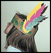 "Native   American Headband <span class=""western"" style="" line-height: 100%""> : American Indians Arts and Crafts Projects for Children</span>"