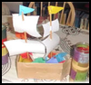 Mayflower   Craft and Table Centerpiece  : Mayflower Ship Crafts Ideas for Kids