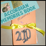Accordion Memory Book