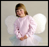 Make An Angel Costume To Show Off Your Little Angel
