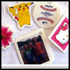 Personalized Backpack Tags : Decorating School Bag Crafts for Children