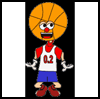 Basketball    Buddy  : Basketball crafts ideas for kids