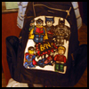 How to Paint and Draw on Backpacks and School Bags