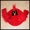 Make a CD Cardinal : Making Birds Arts and Crafts for Kids
