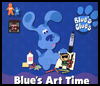 My       Family Fun   : Blue's Clues Coloring Page Printouts