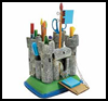 Carryall Castle Arts & Crafts Activity for Kids