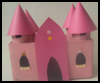 Fairytale Castle Crafts Ideas for Kids