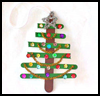 Christmas Tree Ornaments : Christmas Tree Crafts for Kids