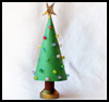 Paper Cone Christmas Tree : Christmas Tree Crafts Ideas for Children