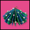 Christmas Tree Centerpiece : Christmas Tree Crafts for Kids