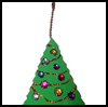 Christmas Tree Light Pull : Christmas Tree Crafts Ideas for Children