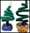 Candy Tree : Christmas Tree Crafts Ideas for Children