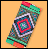 Mexican    Serape or Rebozo    : Cinco de Mayo Crafts Activity for Children