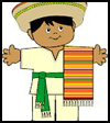 "Fiesta    ""Friends""  : Crafts Ideas for Cinco de Mayo for Kids"