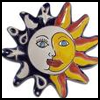 Ceramic    Sun  : Crafts Ideas for Cinco de Mayo for Kids