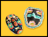 Mexican    Masks    : Cinco de Mayo Crafts Activity for Children