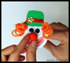 Craft Foam Pencil Toppers   : Clown Crafts Activities for Children
