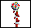 Easy    Clown Pencil Topper   : Clown Crafts Activities for Children