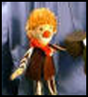Moving    Marionette Clowns   : Clown Crafts Activities for Children