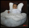 Homemade Baby Angel Costume