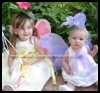 Homemade Fairy Costumes 1 Toddler 1 Baby