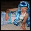 Coolest Homemade Mermaid Halloween Costume