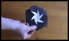 Cooll Paper Cd Case !!! Flower Design Origami Directions