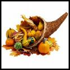 The   Perfect Thanksgiving Cornucopia Decoration