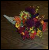 Cornucopia   Floral Centerpiece  : Cornucopia Crafts Ideas for Kids