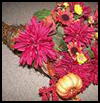Fall   Cornucopia Arrangement   : Cornucopia Crafts Activities for Children