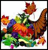 A   Basket of Plenty: Create a Cornucopia